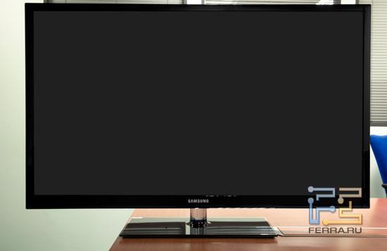 Samsung PS51D490, вид спереди
