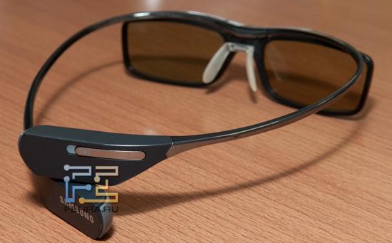 Очки Samsung SSG-3700, вид сзади