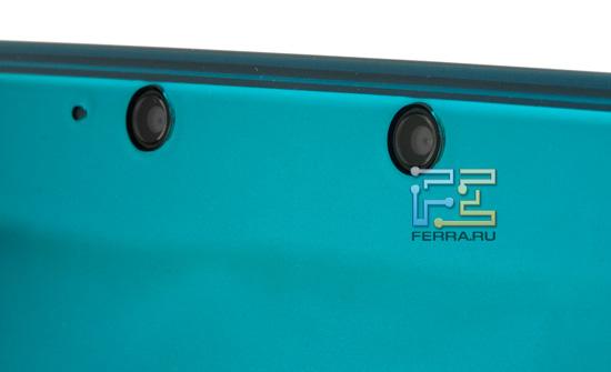 Внешние камеры Nintendo 3DS позволяют снимать 3D-фотографии