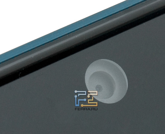 Внутренняя камера Nintendo 3DS