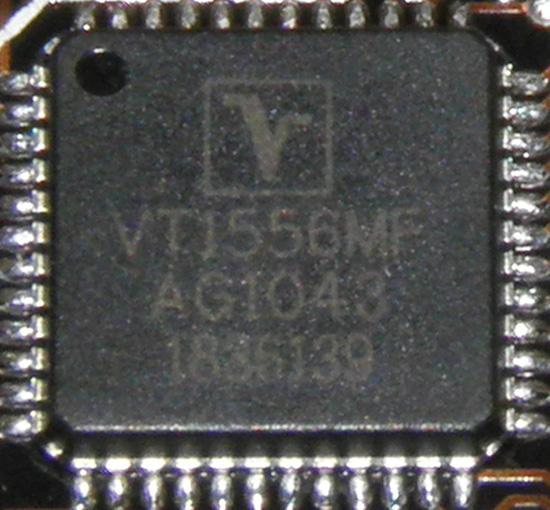 ШИМ контроллеры питания GPU расположены с обратной стороны платы
