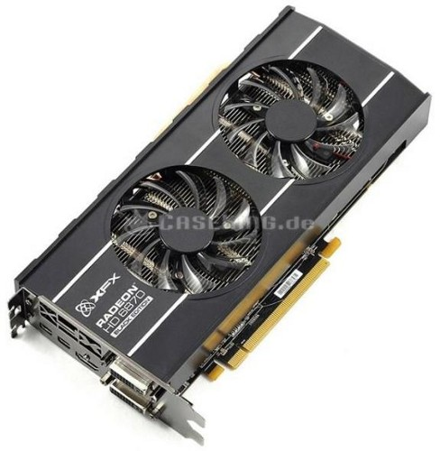 XFX Radeon HD 6870 Black Edition
