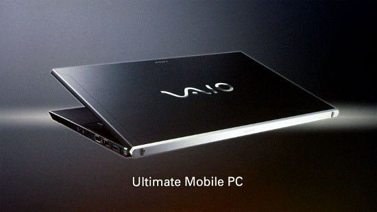 Sony Ultimate Mobile PC
