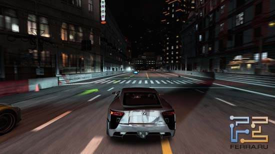 Shift 2 Unleashed � ���-�� ������ ��������� ��� Lexus �����, ������ ��� ��������� ������ �����