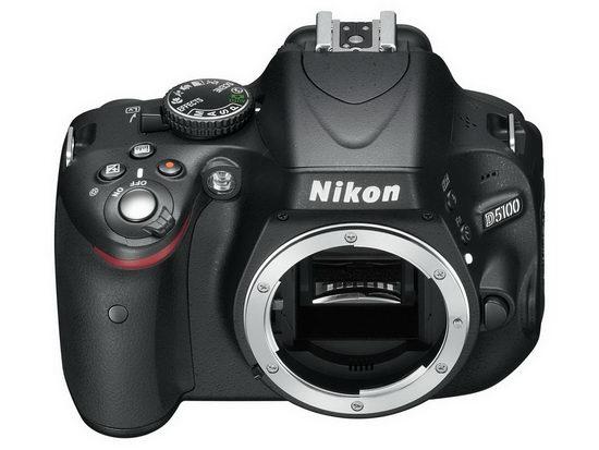 На Nikon D5100 нет механического привода автофокуса