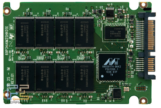 Контроллер Marvell в диске Intel - нежданный ход