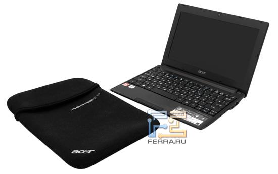 Чехол и Acer Aspire One 522