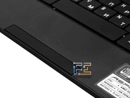 Сенсорная панель Acer Aspire One 522