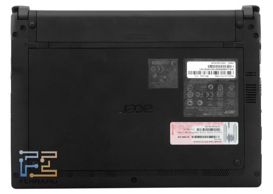 Днище Acer Aspire One 522
