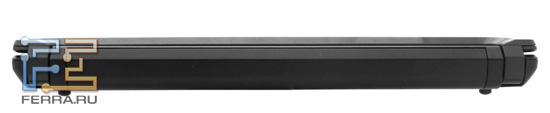 Задний торец Acer Aspire One 522