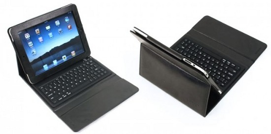 iPad c QWERTY