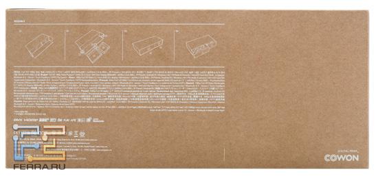Инструкция по сборке шкатулки