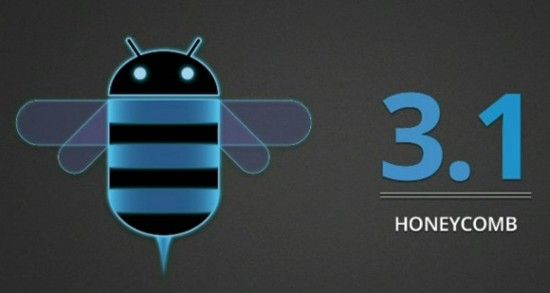 Android 3.1 Honeycomb