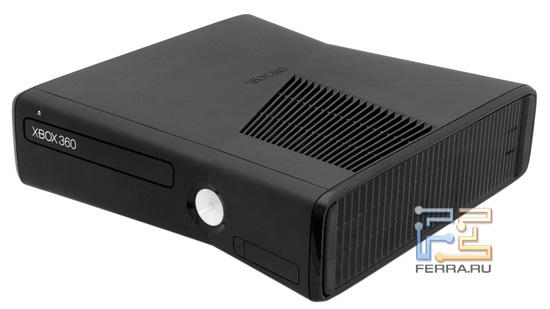 Xbox 360 Slim - удачное обновление