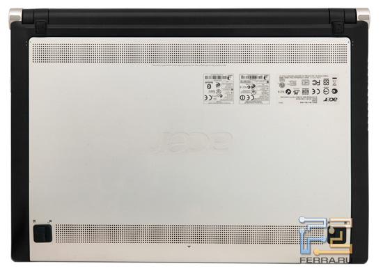 Нижняя доля Acer Iconia