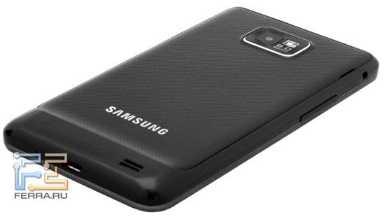 Задняя панель Samsung Galaxy S II