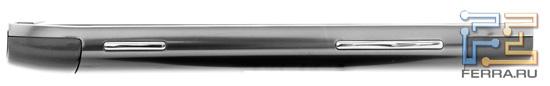 Правая грань Acer Iconia Smart