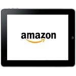Планшет Amazon, макет