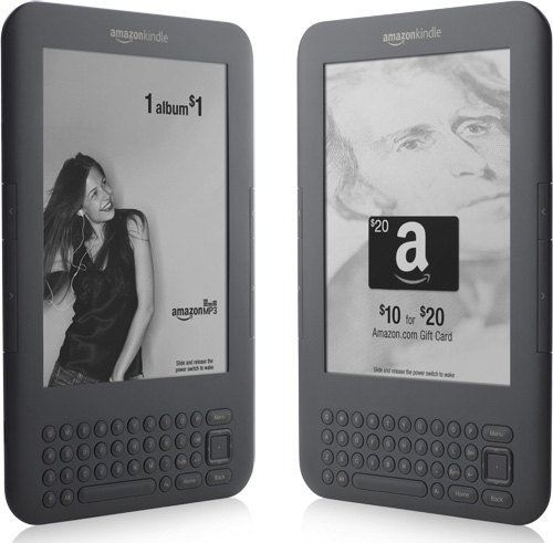 Amazon Kindle 3G � ��������