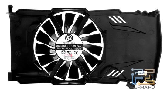 Система охлаждения Palit GeForce GTX 560 2048 MB