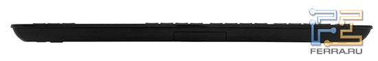 Клавиатура Dell Zino HD 410. Вид сзади