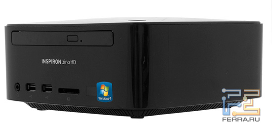 Dell Zino HD 410. Вид спереди