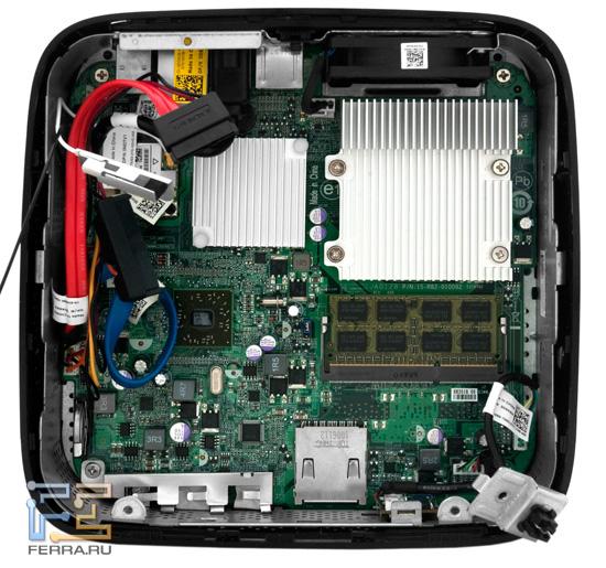 Разобранный Dell Zino HD 410