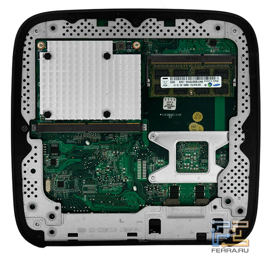 Слот памяти Dell Zino HD 410