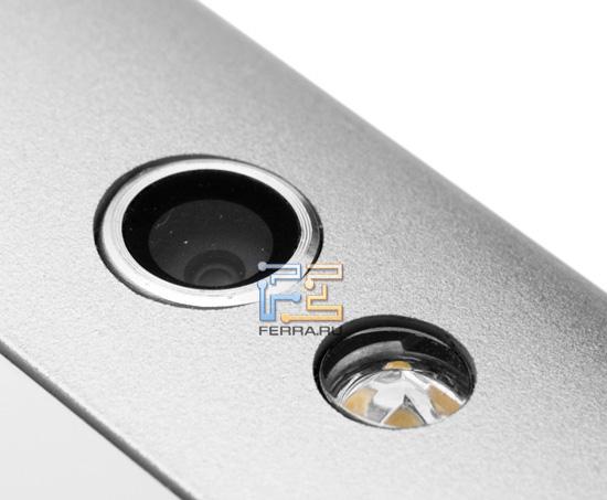 Камера Samsung Galaxy Tab 10.1