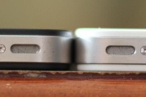 Фото из трагической истории о толстом белом iPhone 4