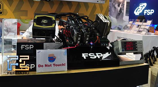 FSP на Computex-2011