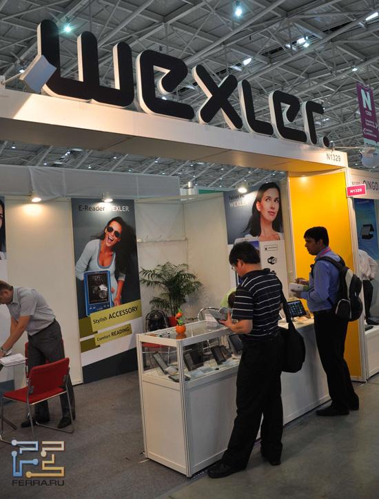 WEXLER �� Computex 2011