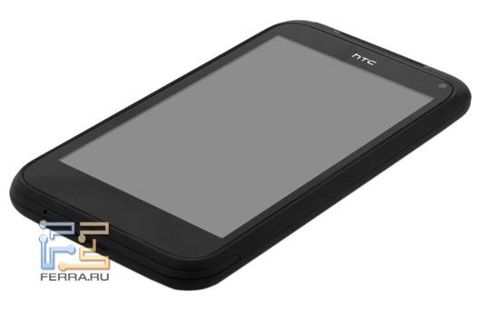 HTC Incredible S - общий вид