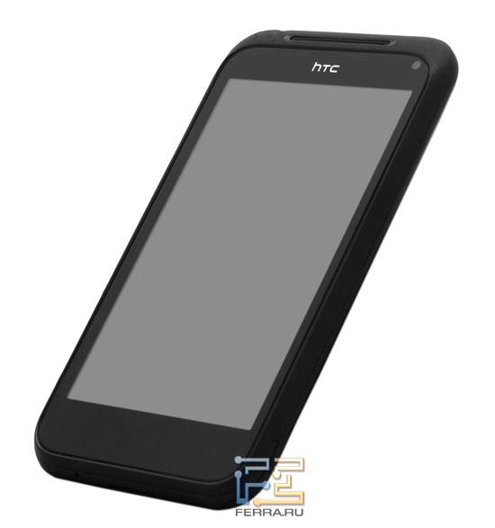 Лицевая сторона HTC Incredible S