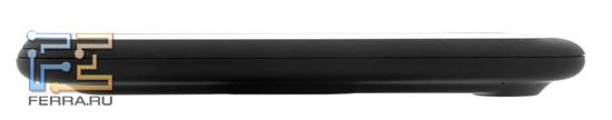 Левая боковина корпуса HTC Incredible S