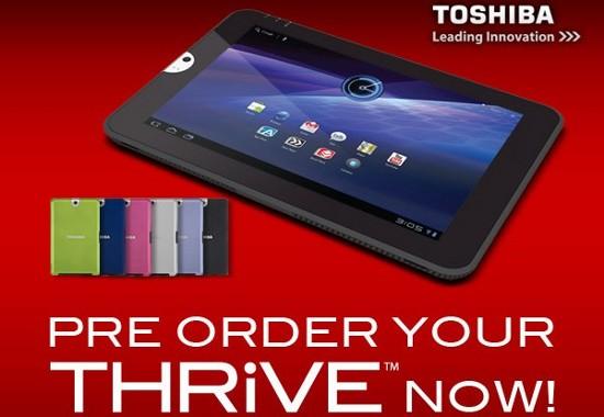 Toshiba Thrive