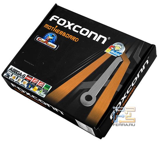 Упаковка материнской платы Foxconn A88GA-S