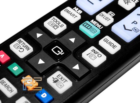 Перекрестие пульта Samsung TM1180