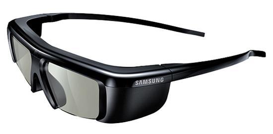 Новые затворные очки Samsung