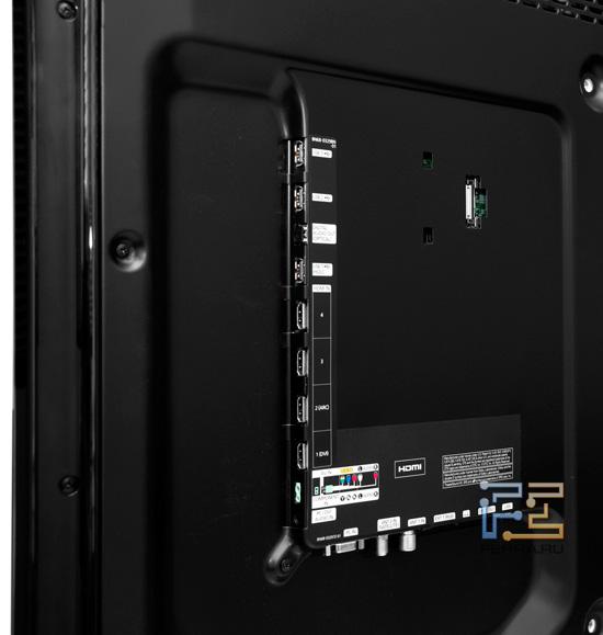 Порты и разъёмы Samsung UE55D8000