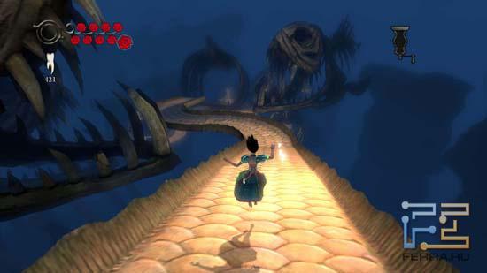 Любили ли вы в детстве горки? Alice: Madness Returns позволит вспомнить восторг от аттракционов такого рода