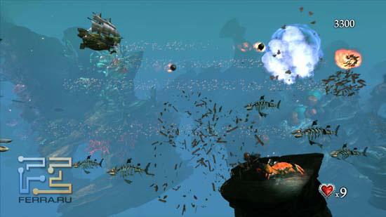 В Alice: Madness Returns нашлось достаточно много места и для мини-игр - например, вариация на тему