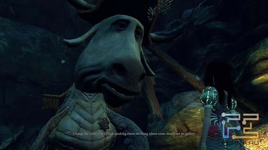 Большинство персонажей в Alice: Madness Returns, с которыми предстоит встретиться Алисе - корыстные. Так просто ничего не сделают