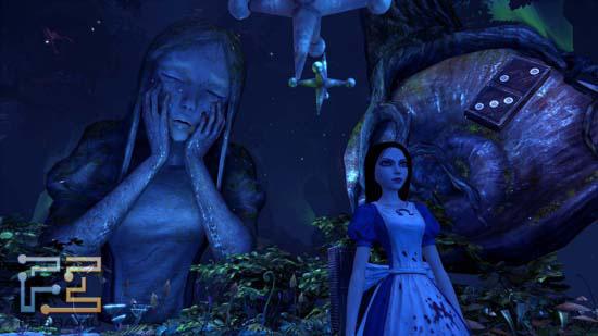 Любоваться окружающими красотами в Alice: Madness Returns можно бесконечно долго