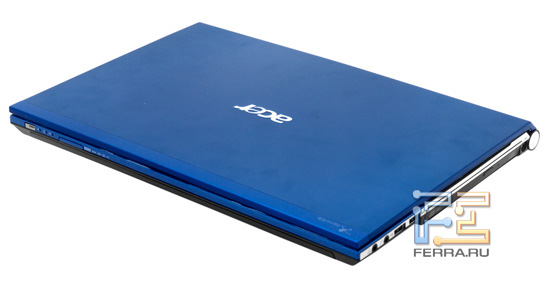 Закрытый Acer Aspire 4830TG