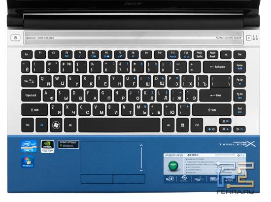 Клавиатура Acer Aspire 4830TG
