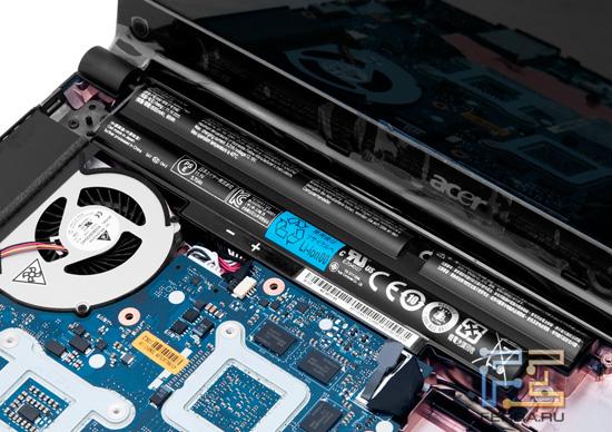 Аккумулятор Acer Aspire 4830TG
