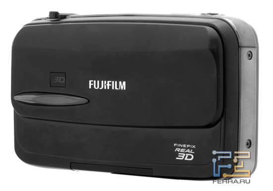 �������� ������ �� ����������� ����� Fujifilm FinePix Real 3D W3