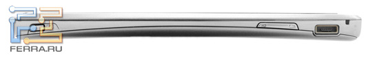Правая боковина корпуса Sony Ericsson Xperia Arc