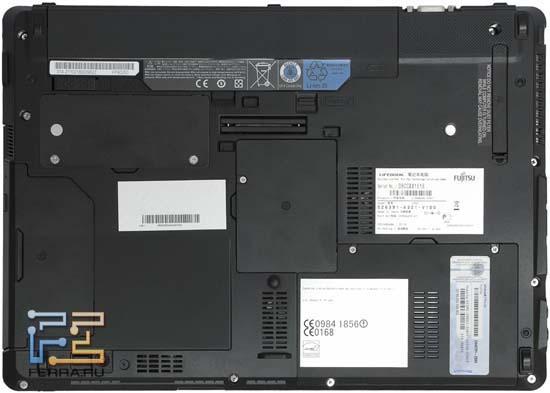 Днище Fujitsu LIFEBOOK S761